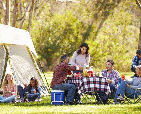 La migliore tenda da campeggio per famiglia