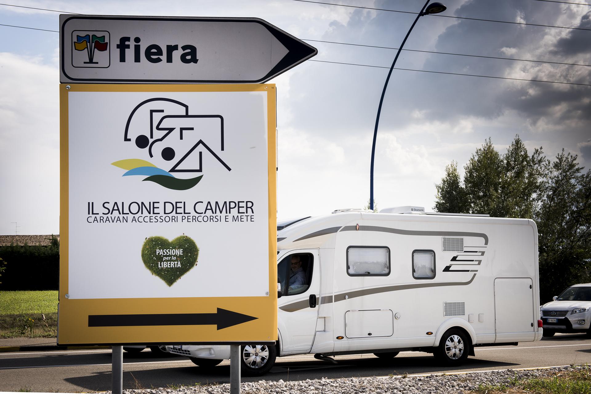 Salone del Camper Landosport Padova