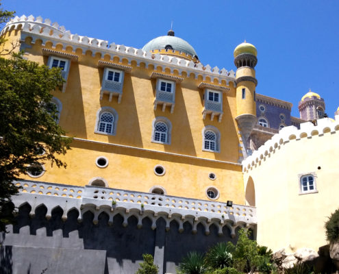 Tra le meraviglie fiabesche di Sintra