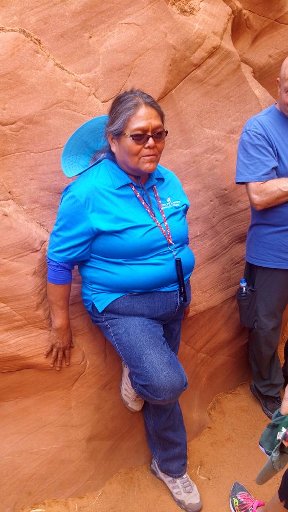 Guida Navajo Antelope Canyon