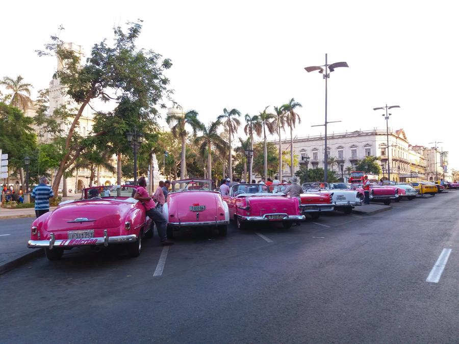 Cabrolet e Chevrolet L'Avana