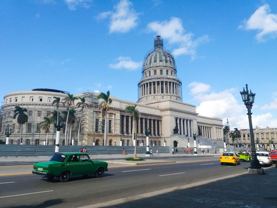 Capitolo L'Avana