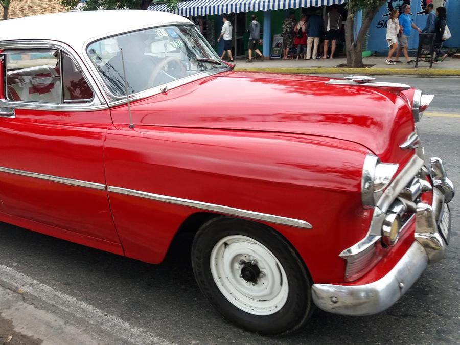 L'Avana auto d'epoca