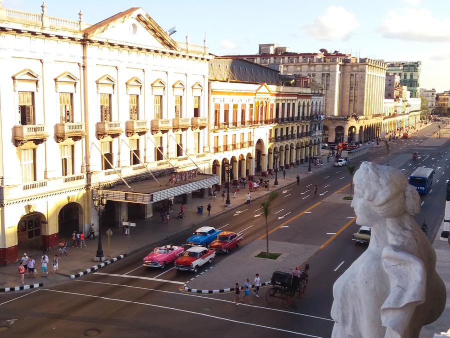 La Habana Paseo del Prado