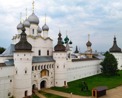 L'Anello d'oro e il cuore della spiritualità russa