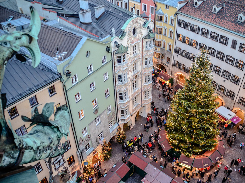 Mercatini natalizi Innsbruck