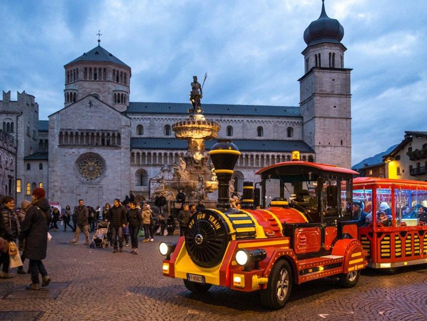 Tram dei mercatini Innsbruck